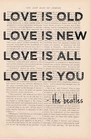 Beatles Quotes Love Amazing The Beatles Because Lost In Lyrics Pinterest Beatles