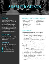 Custom Resume Templates Stunning Customize 28 Photo Resume Templates Online Canva