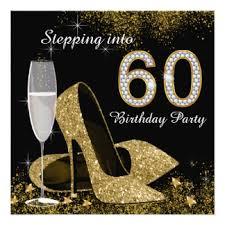 60 birthday invitations 60th birthday invitations announcements zazzle co uk