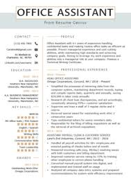 Resume Template Executive Assistant Executive Assistant Resume Example Writing Tips Rg