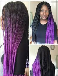 Image result for ombre braids