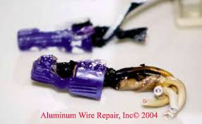 aluminum wiring hazards the aluminum wiring repair website how other aluminum wiring repair methods that are not recommended