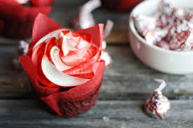 recipe feature chocolate peppermint cupcakes