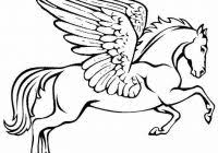61 Lovely Ideas For Pegasus Coloring Pages Coloring Pages