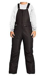 Arctix Snow Pants Youth Size Chart Arctix Youth Insulated Overalls Bib X S