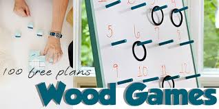 Wooden Game Plans Over 100 Plans for Wood Games PlansPin 63