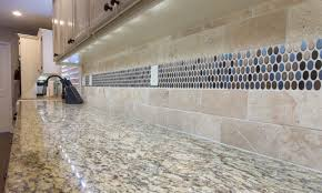 subway tile mosaic accent tile designs
