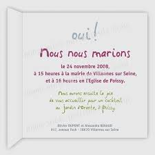 Texte Faire Part Mariage Italien Frenchsign