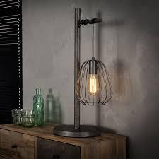 Industriele Tafellamp Santa Dora Lumz