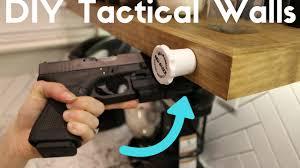 diy compartment tactical walls using rev a lock system