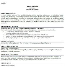 Hobby And Interest In Resume 15 Hobbies And Interests In Resume Proposal Bussines