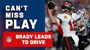 Tom Brady Leads Bucs on First TD Drive ...