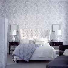bedroom wallpaper designs. Bedroom Wallpaper Ideas Ideal Home Designs For Tranquil Grey And White With