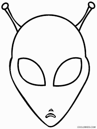 Small Picture Printable Alien Coloring Pages For Kids Cool2bKids
