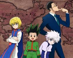Facebook/OfficialVIZMediaRumor has it that 'Hunter X Hunter' may get  canceled.
