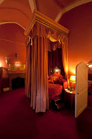 Queen Anne Bedroom Suite Luxury Castle Hotel Suite Four Poster Bed Near Durham England Uk