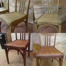 progress pictures of the oak chairs for otesaga hotel and resort wine tasting room furniture w76 wine