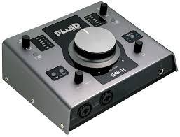 <b>Fluid Audio</b> SRI-2 – бюджетный звуковой интерфейс с функцией ...