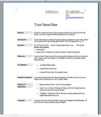 What Is A Job Resume Resumes Title Yahoo Answers Thomasbosscher