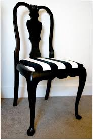 french chair upholstery ideas. these classic vintage chairs have been freshly finished in satin black. the newly reupholstered pop ups seats a modern yet french style black chair upholstery ideas v
