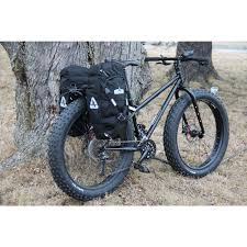 Xm 28 Bikepacking Panniers Tall And Narrow Shape With Lots Of