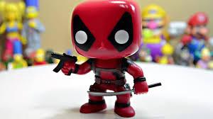 <b>Funko Pop</b>! <b>Deadpool</b> Bobblehead Review - YouTube
