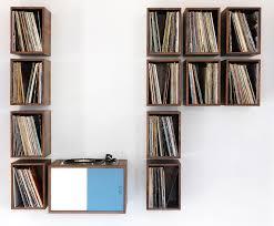vinyl record storage media