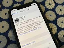 Apple rushes out iOS 13.5.1, macOS update with important security fixes