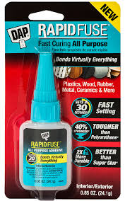 rapidfuse all purpose adhesive bonds virtually everything