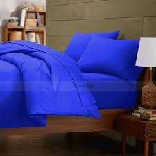 blue duvet covers ruffle valance 1000tc egyptian cotton wreycart