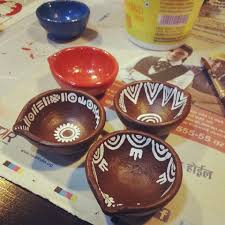 Diya Painting Designs Diya Painting Diya Decoration Ideas Diwali Diy Diy