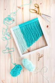 diy yarn crafts tutorials ideas for your home decoration