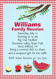 Family Reunion Flyer Templates Free Free Printable Family Reunion Invitation Templates