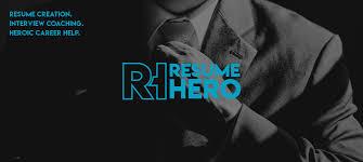 Resume Hero Magnificent Resume Hero Heroic Career Help