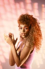 Whitney Houston Hairstyles Whitney Houston By Beet Roberts 1987 1987 Pinterest Robert