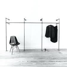 office coat racks. Terrific Industrial Design A Modern Look Open Closets Clothing Racks Coat Office Ideas
