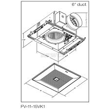 wiring diagram panasonic bath fan the wiring diagram panasonic fv 11 15vk1 bathroom exhaust fan wiring diagram