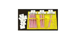 Carson Dellosa Pocket Chart Counting Caddie Set Of 6