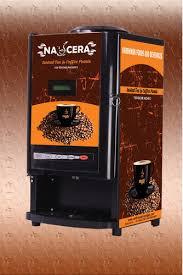 Hot Beverage Vending Machine Simple Four Lane Naucera Hot Beverage Vending Machine Drink Vending