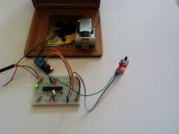 arduino project 6 unlock it with fire