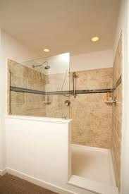 shower shower surrounds without grout colony homes max 2 cn338a cornerstone modular ranch walk in