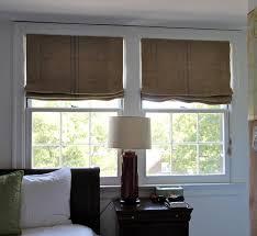 Why Should You Buy Burlap Roman Shades U2013 HomelinessBurlap Window Blinds