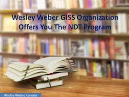 Wesley Weber COO of GISS Organization Suggestions |authorSTREAM