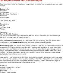 data analyst cover letter   resume badakdata analyst cover letter   resumes  amp  letters