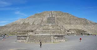 Пирамида Солнца Википедия Пирамида Солнца Теотиуакан