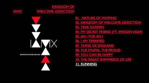 Iamx Alive In New Light Vinyl Iamx Running