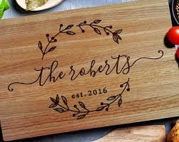 personalized chopping block. Simple Block Custom Cutting Board Personalized Carving Wood Chopping  Wedding Intended Block A