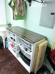 laundry basket storage diy image result for dresser plastic bins stack house and home these ideas laundry basket