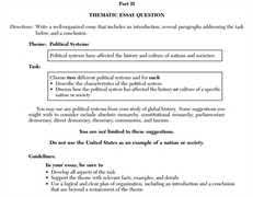 tips for writing an effective what is a thematic synthesis essay summarize the main threads of your argument make connections and show how the information in the body proves your opinion