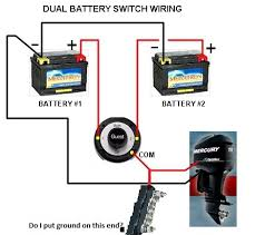 installing busbar with perko switch help page 1 iboats boating Perko Battery Switch Wiring Diagram click image for larger version name 2batwithperko_busbar2 jpg views 1 size 48 2 perko battery switch wiring diagram for boat